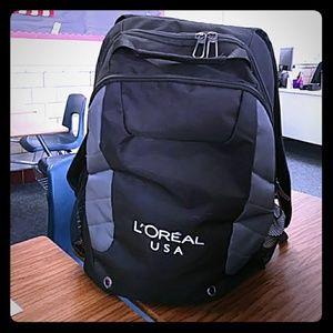 L'ORÉAL backpack